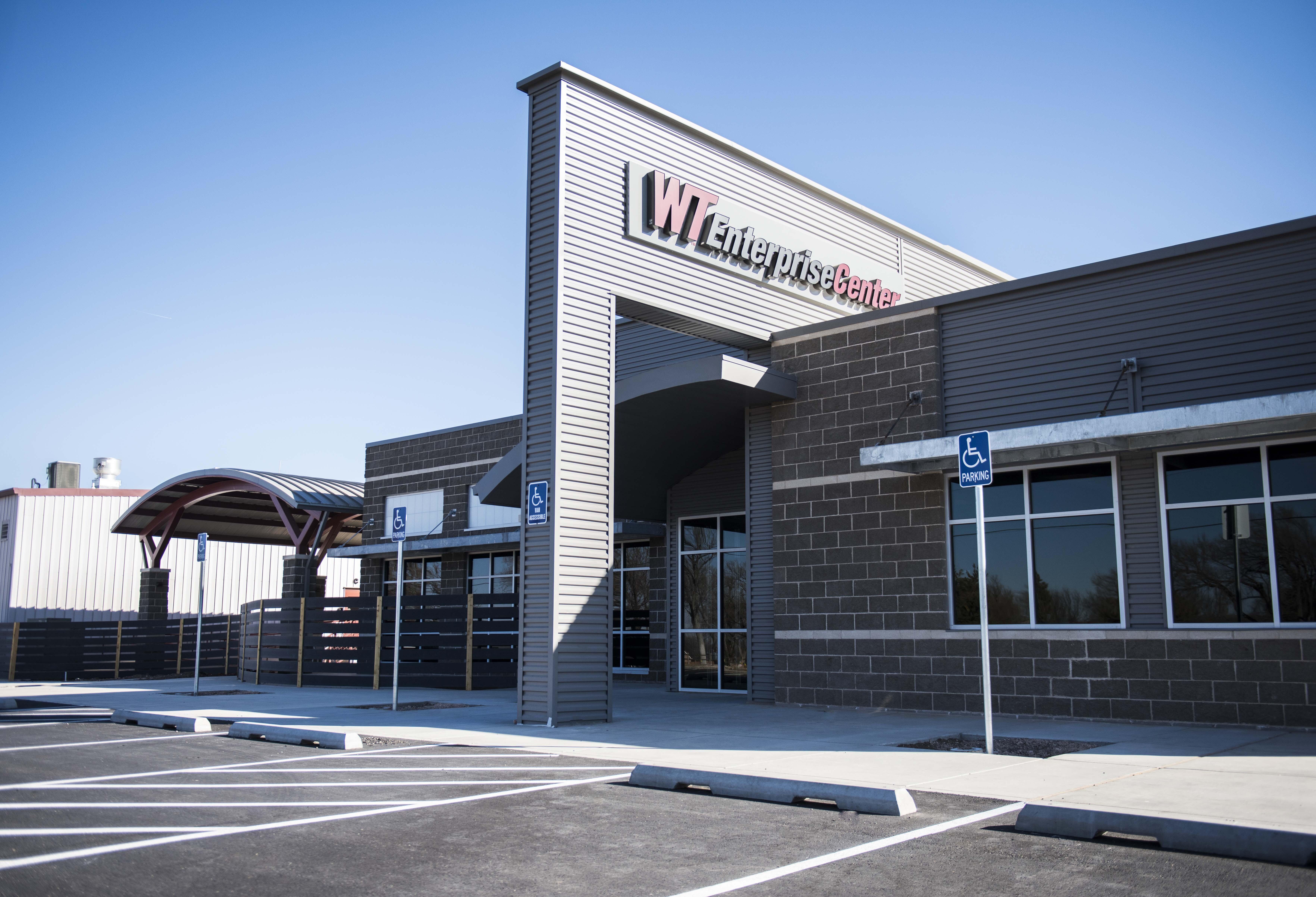 WT Enterprise Center Building