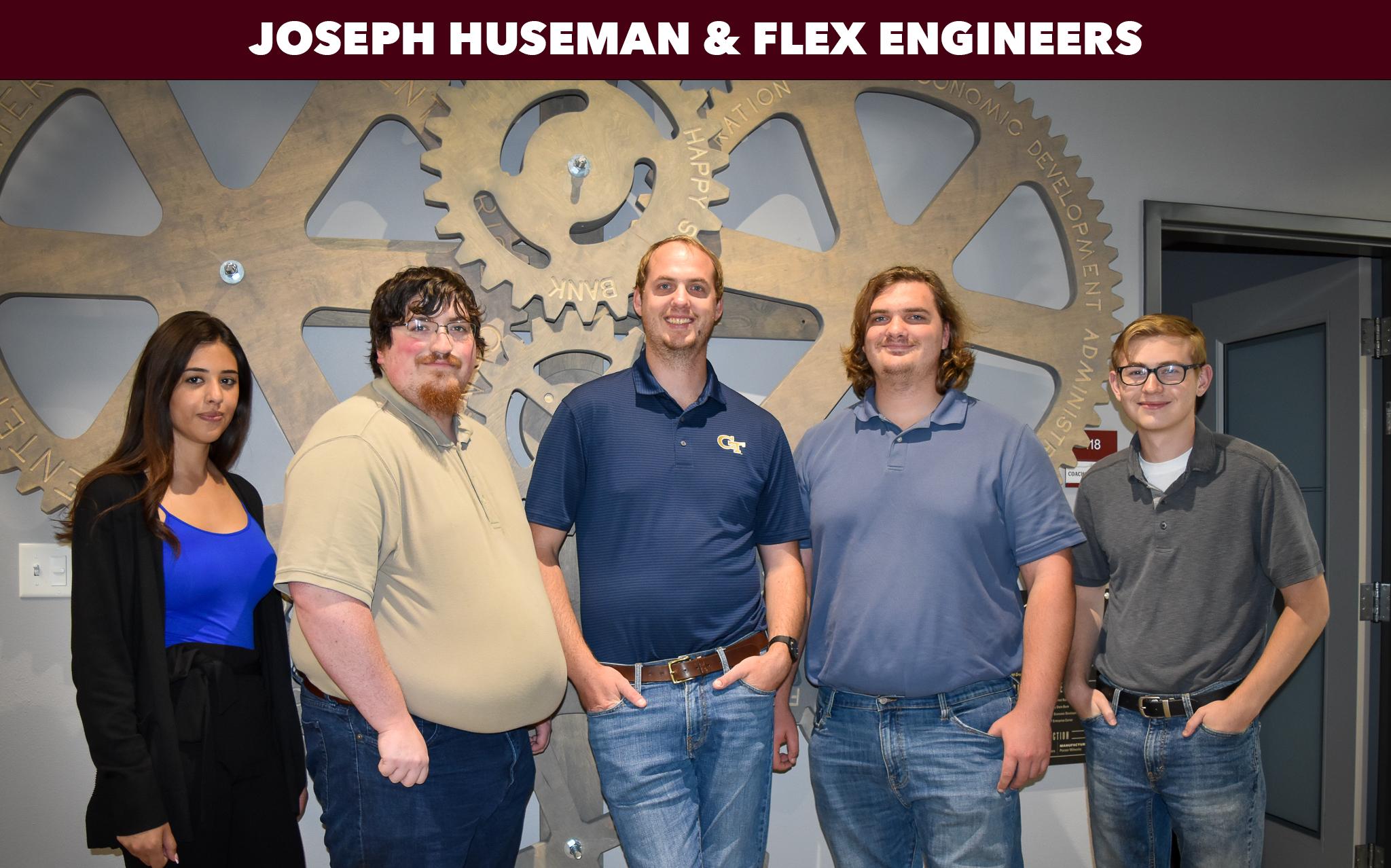 Joseph Huseman & FLEX Engineers